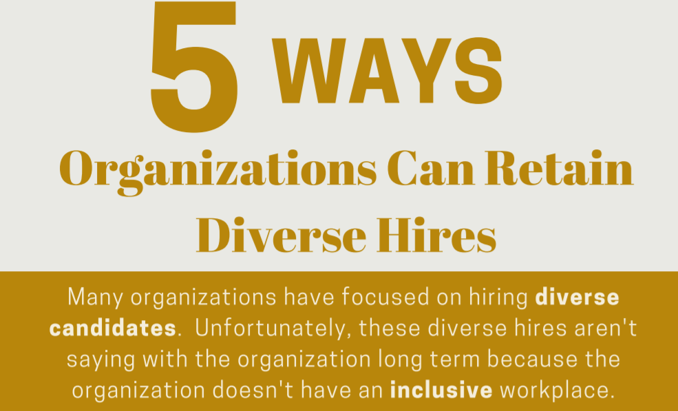 Job Aide – Retain Diverse Hires