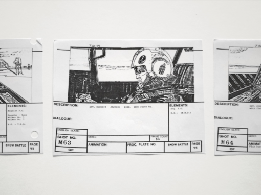 Storyboard – Camtasia Video