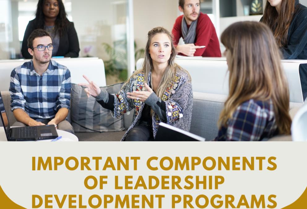 Job Aide – Leadership Development Program