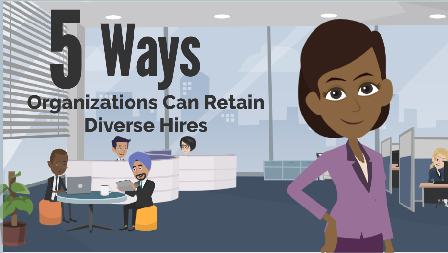 Vyond Video – Retaining Diverse Hires