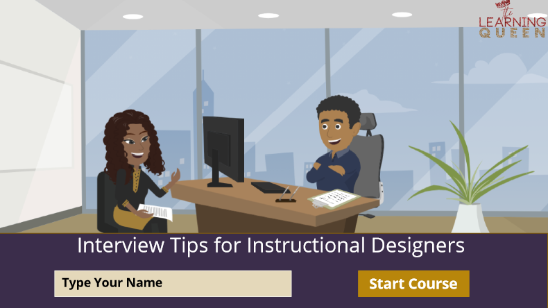 eLearning – Interview Questions for IDs
